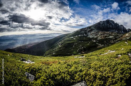 Photo  Tatry mountains