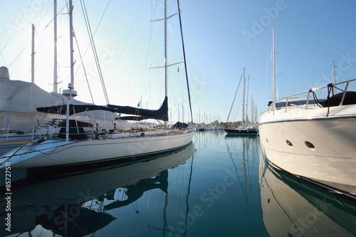 Foto op Aluminium Water Motor sporten super yacht
