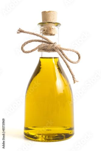 Fototapeta Fläschchen Olivenöl obraz