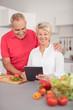 älteres ehepaar sucht rezepte im internet