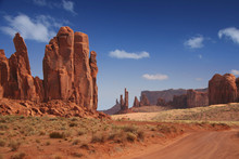 Monument Valley In America's Southwest