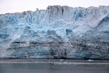 Hubbard Glacier 400 Feet Wall Of Ice