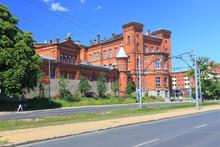 Szczecin - Budynek Poczty Polskiej