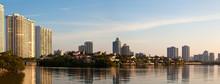 Sunrise In Aventura Florida By...