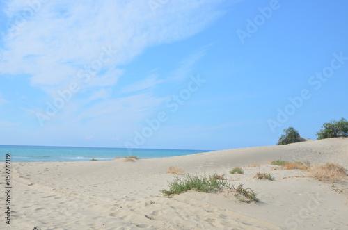 Fotografie, Obraz  Patter Beach, Antalya