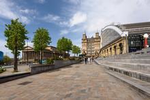 Liverpool Lime Street Train Station