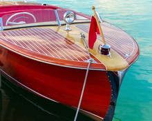 Classic Wooden Boat Parts