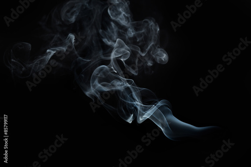 Printed kitchen splashbacks Smoke smoke