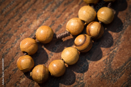 rosary prayer time - Buy this stock photo and explore