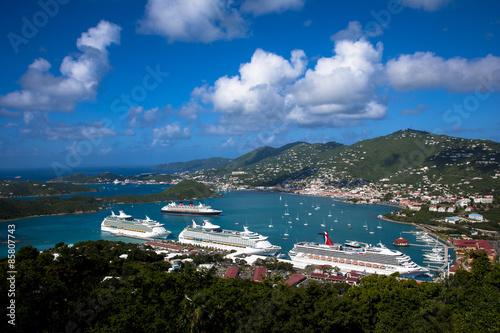 Foto op Plexiglas Caraïben セント・トーマス