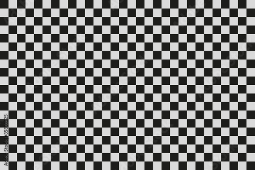 Fotografiet  Checkered background