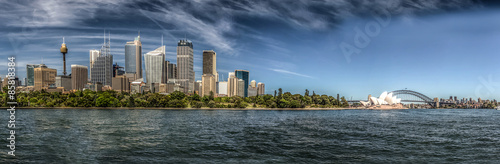 Panorama von Sydney Cove