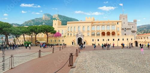 Fotografie, Obraz Knížecí palác de Monaco