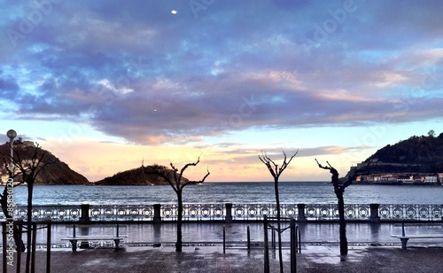Fototapeta premium San Sebastian, Spain