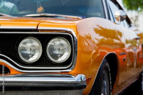 Fotografie, Obraz  Amerikanisches Auto