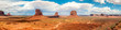 Monument Valley - Panorama View