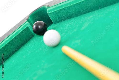 Wallpaper Mural Snooker balls