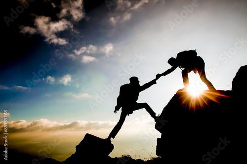 Photo  hedef başarısı ve birlik beraberlik ruhu