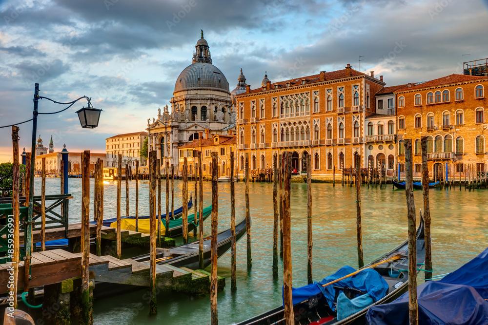 Fototapety, obrazy: Wenecja o poranku