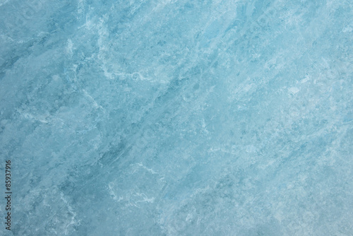 Tuinposter Gletsjers Glacier blue ice background