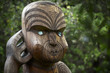 Leinwanddruck Bild - Maori Kultur