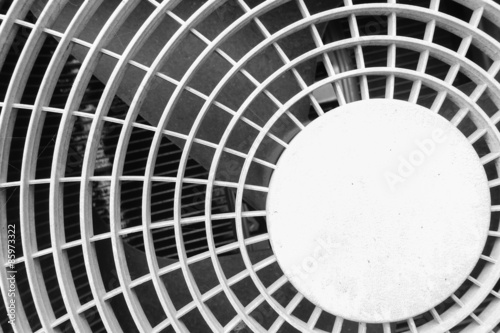Fototapety, obrazy: fan aircondition close-up