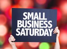 Small Business Saturday Card W...