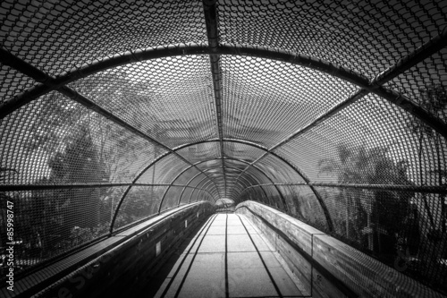 tunel chodnikowy