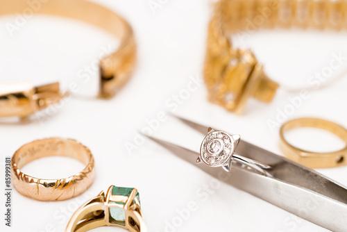 Fotografía  Jewelry Repair
