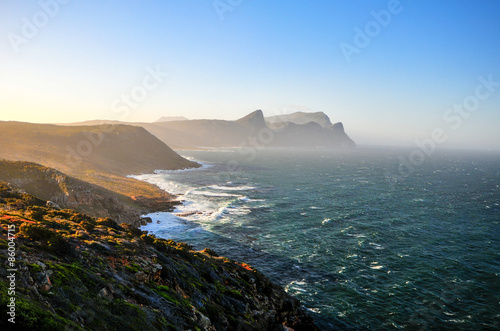 Fotografering  Cape of Good Hope - South Africa