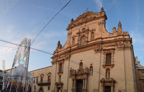 Fotografie, Obraz  Galatina (Lecce)
