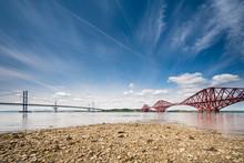 Firth Of Forth Bridges