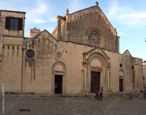Fotografie, Obraz  Chiesa Santa Caterina Galatina (Lecce)