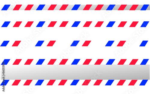 14 juillet, banderole Tablou Canvas