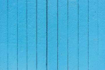 Hintergrund Sommer sommerlich blau Holzbretter leer