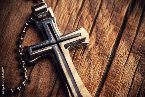 Cuadros en Lienzo Silver cross