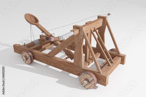 Catapult Fototapet