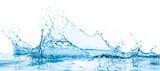 Fototapeta Łazienka - water splash