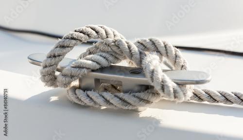 Fotografiet  cordage marin