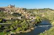 Vista panorámica de Toledo (España)