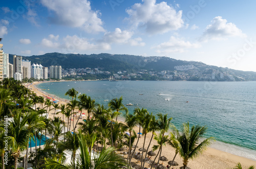 Photo Acapulco beach