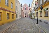 Fototapeta Miasto - Fara Poznańska