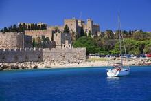 Rhodos Island, Greece - The Me...