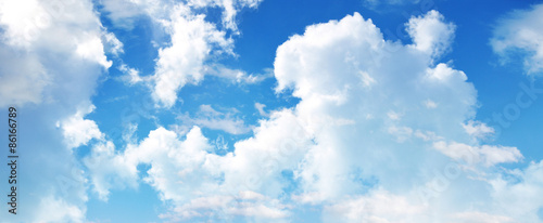 Fotografia ciel bleu et nuage 10