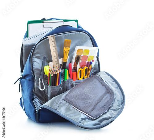 Fotografía  School bag