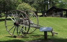 Vergangenheit Erleben Im Museum Der Mabry Mill In Virginia