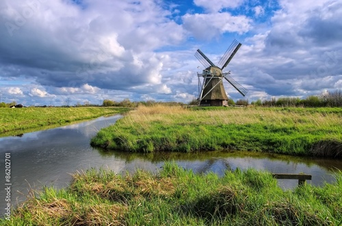 Photo Stands Mills Wedelfelder Muehle - windmill Wedelfeld 02