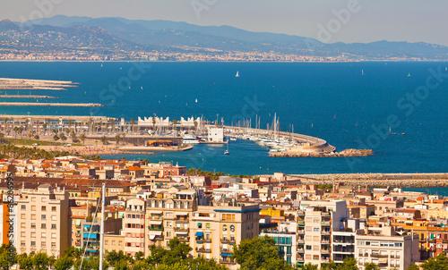Barcelona port  - 86206995