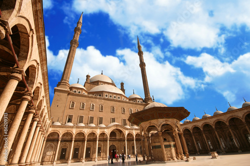 the citadel cairo Fototapeta
