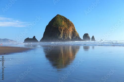Photo Cannon Beach in Oregon